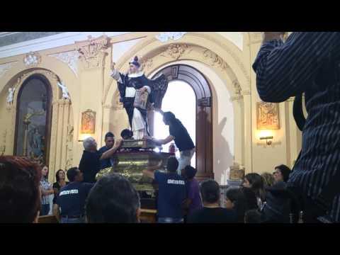 Deposizione Statua San Vincenzo Ferreri.mpg