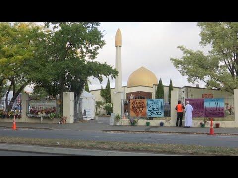 Christchurch Mosque Attack Survivors Meet 1 Year Later