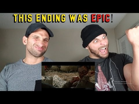 The Night Comes For Us - Joe Taslim Vs Iko Uwais FINAL FIGHT [REACTION]