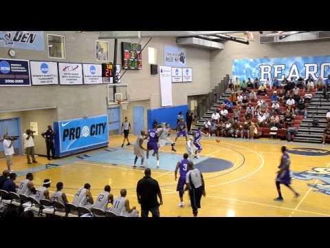 3   Take No Prisoners (TNP) Vs Big Apple Basketball   2012 NIKE PRO CITY