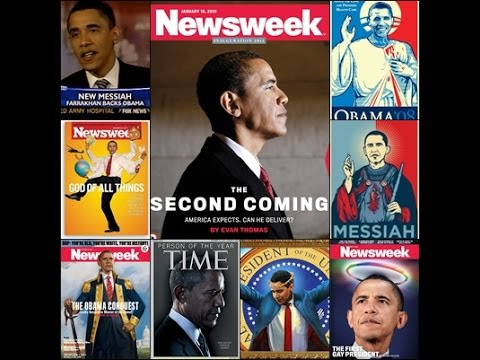 Barack Hussein Obama Is The Antichrist! - YouTube
