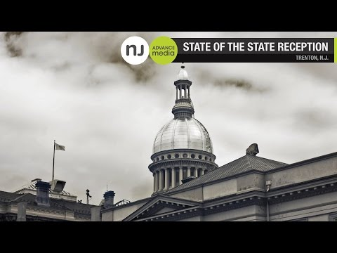 State of the State Reception by NJ Advance Media