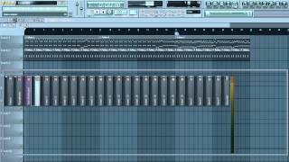 Deadmau5 - Strobe (Fl Studio Tutorial) (Mark29072907)