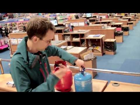 How to fit a regulator to a camping gas bottle | Know Before You GO
