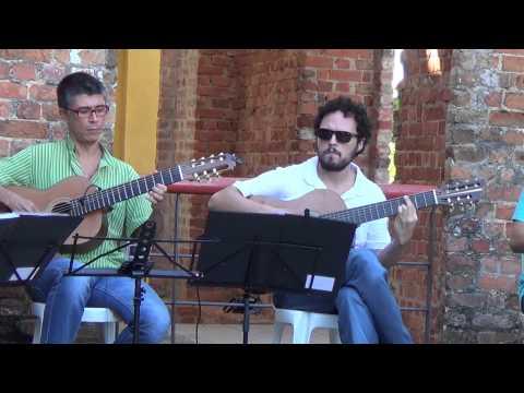 11. Anfíbios (Quarteto de choro & Sergio Valdeos)
