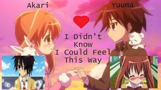 Akari & Yuuma didn
