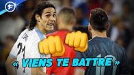 Ça a chauffé entre Lionel Messi et Edinson Cavani | Revue de presse