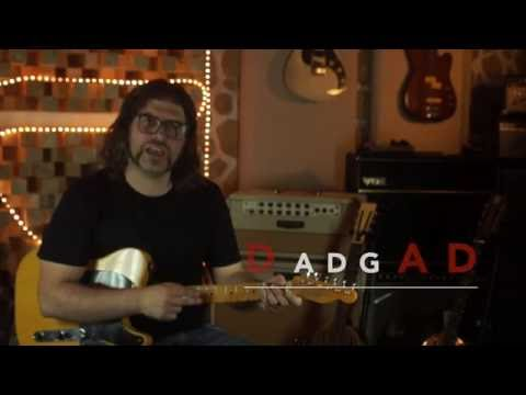 Doctor Guitar - Episode 6: The Power Of Alternative Tunnings