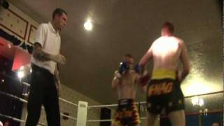 Richie Carrigan vs Gary O