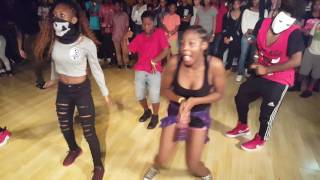 Repeat youtube video We are Toonz -  We get turnt up / Choreography by Jakiyrah