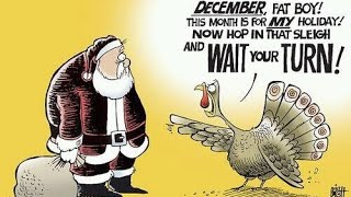 USA КИНО 940.Самые главные праздники в США. Thanksgiving & Christmas