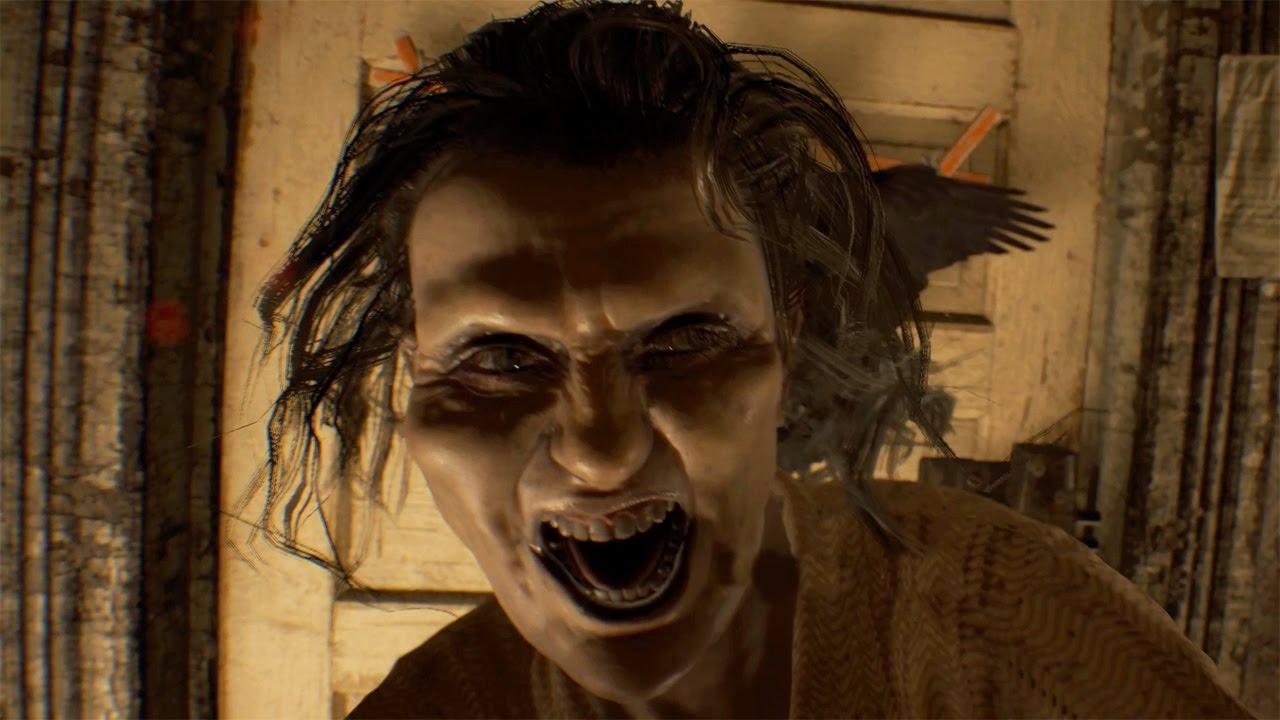 МУХИ ОТ СТАРУХИ ► Resident Evil 7: Biohazard #4