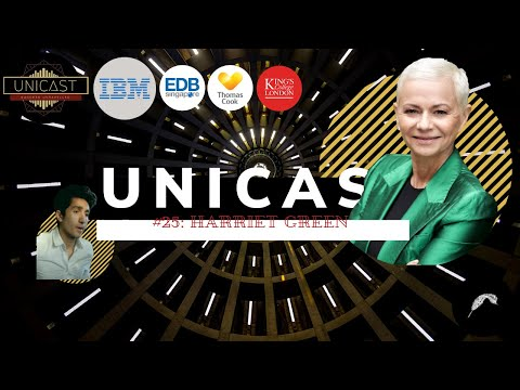 Unicast #25: Harriet Green [Former CEO, IBM Asia Pacific & LinkedIn Top Voice]