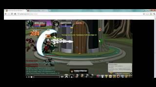 AQW Necrotower part 2 quest 2