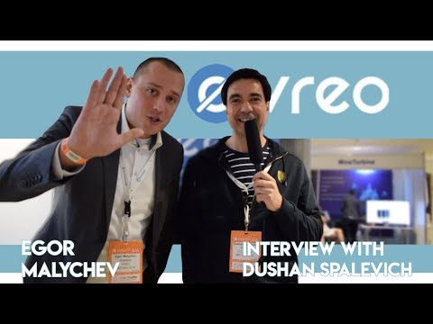 Vreo Interview with Dushan Spalevich for ICO TV VIDEO