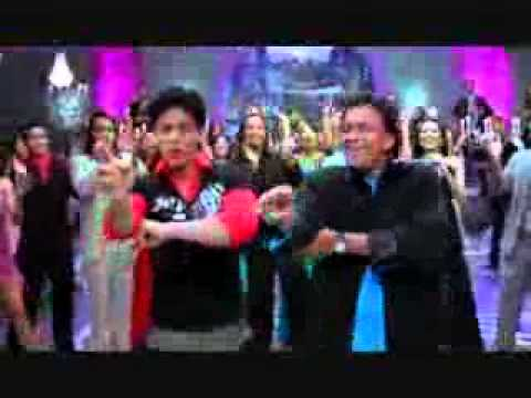 Indian Film Song Om Shanti Om Youtube