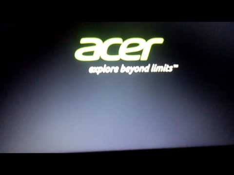 Как сбросить настройки BIOS на ноутбуке Acer ES 15