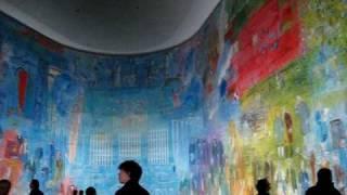 「色彩の魔術師」ラウル・デュフィ(パリ近代美術館)
