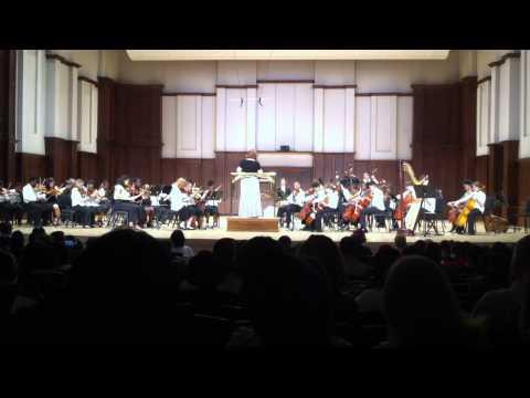The String Project @ Wayne State University Preparatory Orchestra  21 Guns