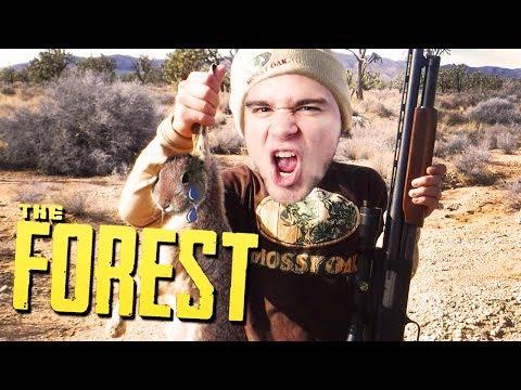 POLOWANIE NA KRÓLIKI!   The Forest [#15] (With: Dobrodziej)