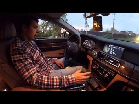BMW 7 F01, мастер СУПЕРСаня, и супер автосервис)))