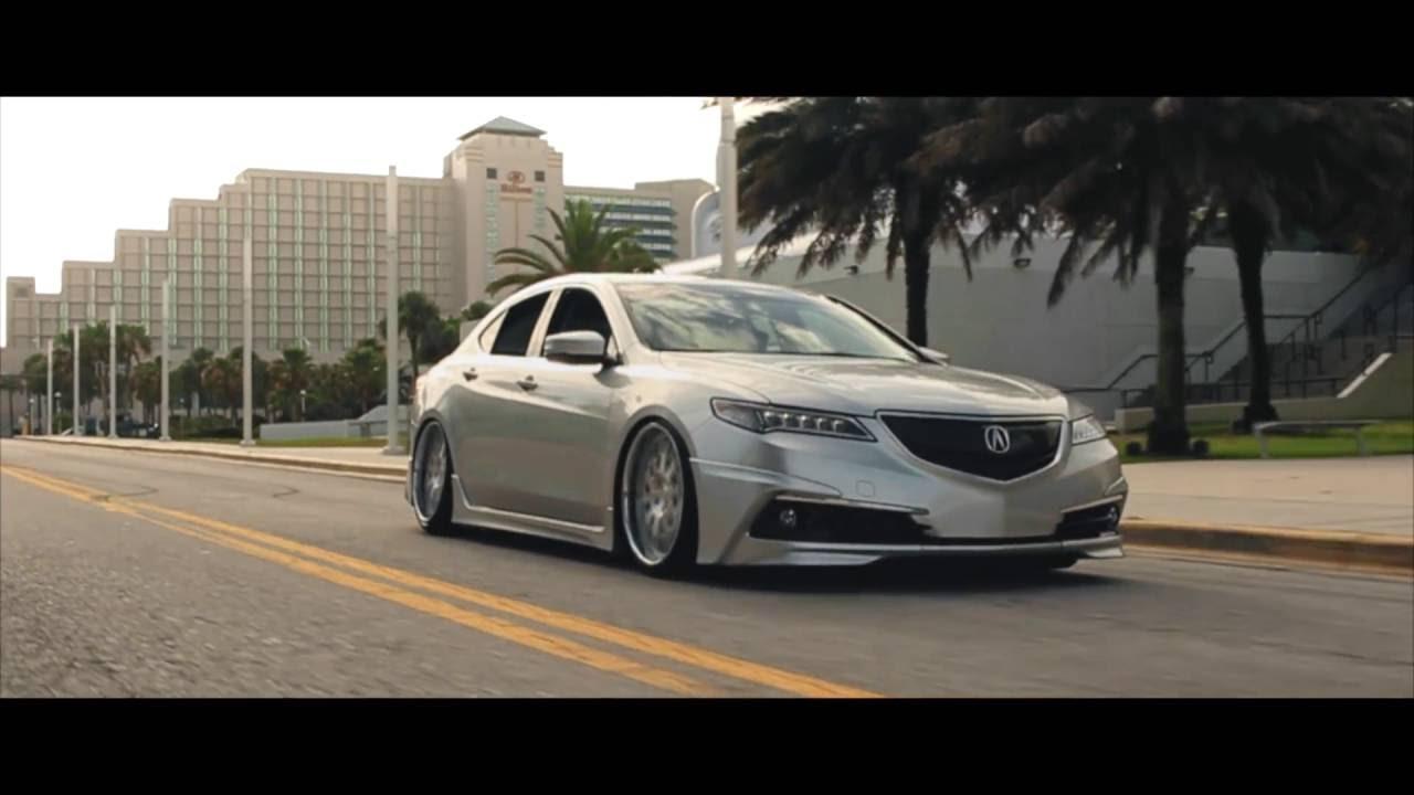 2016 Acura Tl >> Andre's 2015 Bagged Acura TLX VIP Modular   Southrnfresh ...