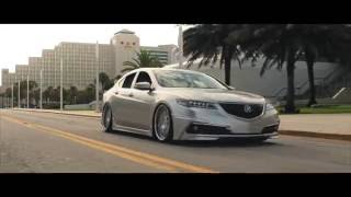 Andre's 2015 Bagged Acura TLX VIP Modular | Southrnfresh