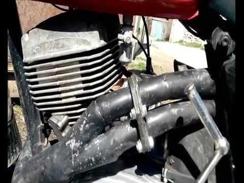 Мастер глушителей: Изготовление прямоточных глушителей на мотоцикл .