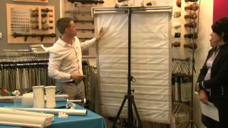 Rollease How To Make A Cordless Roman Shade With Easy Spring Plus By Elki Horn MP3
