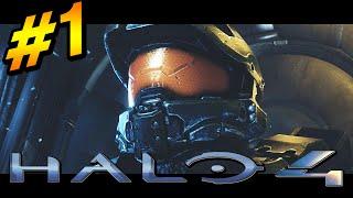Halo 4 | Campaña Completa en Español Latino | Misión #1
