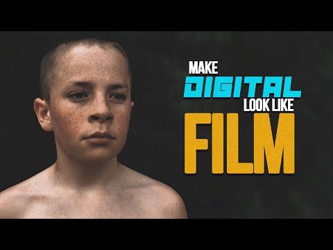 Make DIGITAL Look Like FILM   Making Cinematic Films