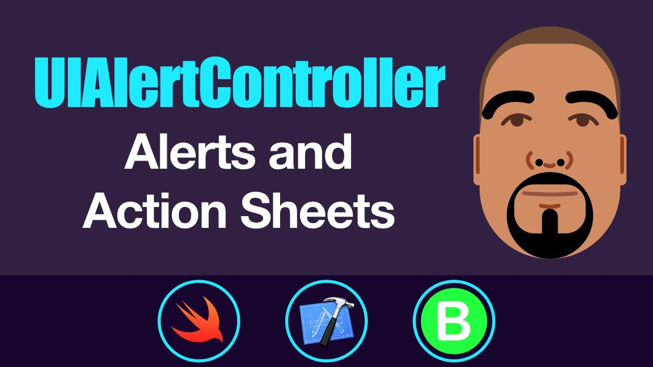UIAlertController: Alerts and Action Sheets | Swift 4, Xcode 9
