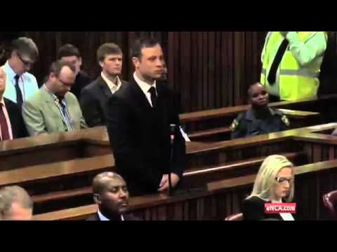 Oscar Trial: 'Mr Pistorius please stand up' - the verdict