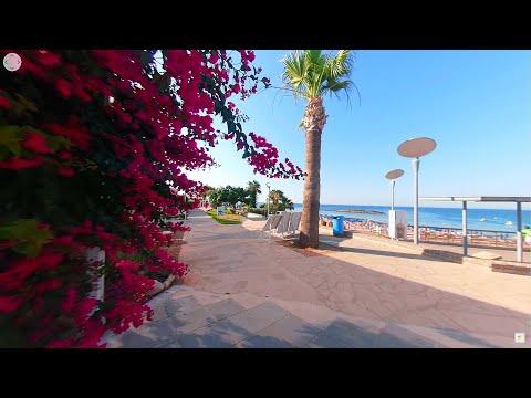 Cyprus in VR 2021 Summer - Beach View Protaras