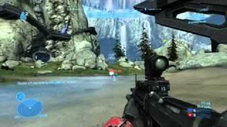Halo Reach .:. Armour Lock Double Kill .:. Faulty Adam
