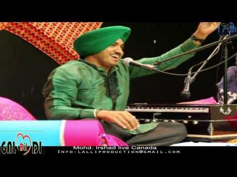 Mohd. Irshad Live Canada | Gal Dil DI |  Lalli Production Canada