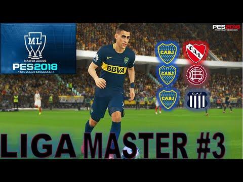 Liga Master pes