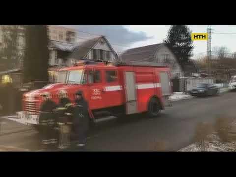У Бучі Порш протаранив маршрутку: 2 людей загинули