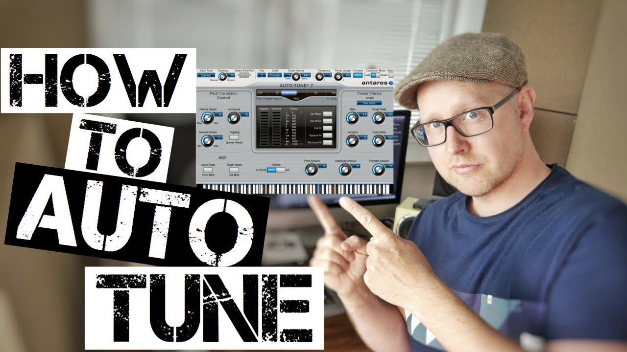 Auto-tune 7 tutorial learn how to use auto-tune 7.
