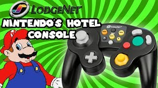 LodgeNet: Nintendo's Hotel Gąme Console History & Review
