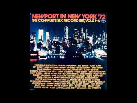 Impressions - 1972 Newport All Stars