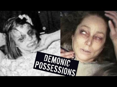 5 SCARIEST DEMONIC POSSESSIONS