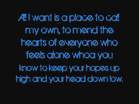 All I Want ~ A Day To Remember (with lyrics)