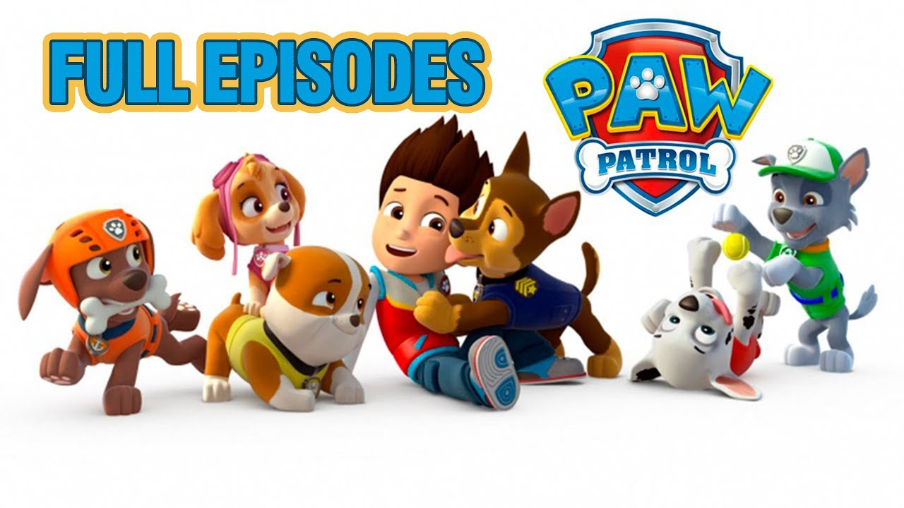 Paw patrol full episodes english no games