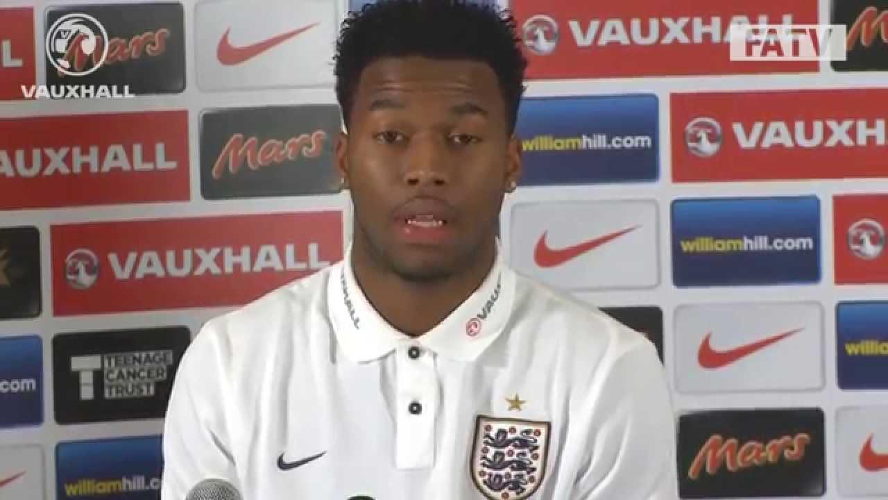 Liverpools Daniel Sturridge Looks Ahead To England Vs Germany At