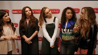 Little Mix Gets Weird | Radio Disney