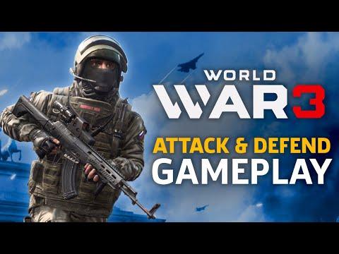 World War 3 - 26 Minutes Of Attack U0026 Defend Gameplay   Gamescom 2018