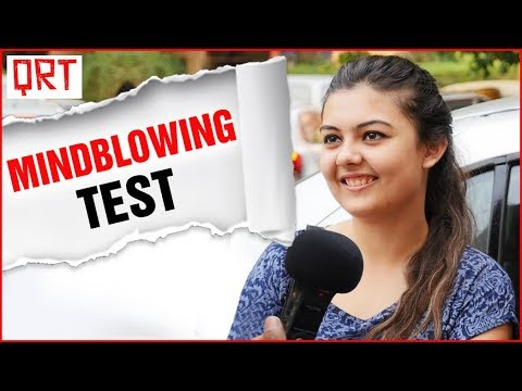 Thumbnail: Delhi Students IQ Test | Funny Riddles and Trick Questions | Quick Reaction Team