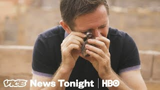Morocco Meteorite Hunting & Displaced By Fire: VICE News Tonight Full Episode (HBO)