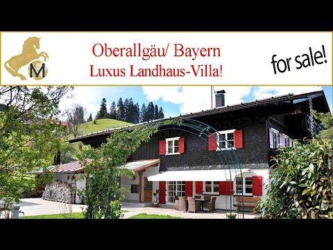 Sold - Luxus Landhaus-Villa, Oberstdorf, Oberallgäu, Bayern zu verkaufen